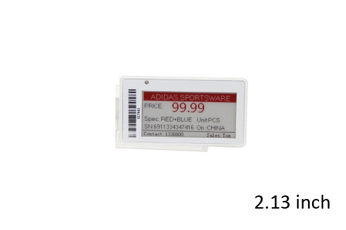 e Ink Price Tag