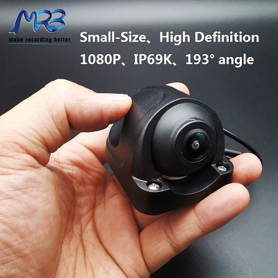 DVR fisheye Camera 1080P IP69K